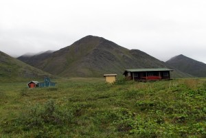 Caribou Cabin buildings