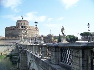 Hadrian's Tomb  - Castello S'Angelo