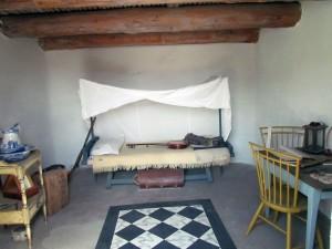 Bent's Old Fort quarters