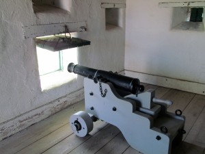 Fort Union Cannon