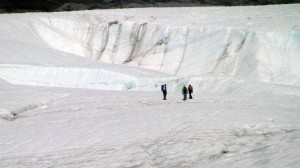 On Root Glacier