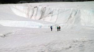 On Root Glacier