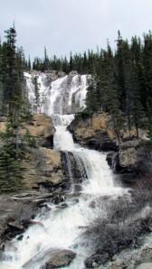 Tangle Falls - Alberta