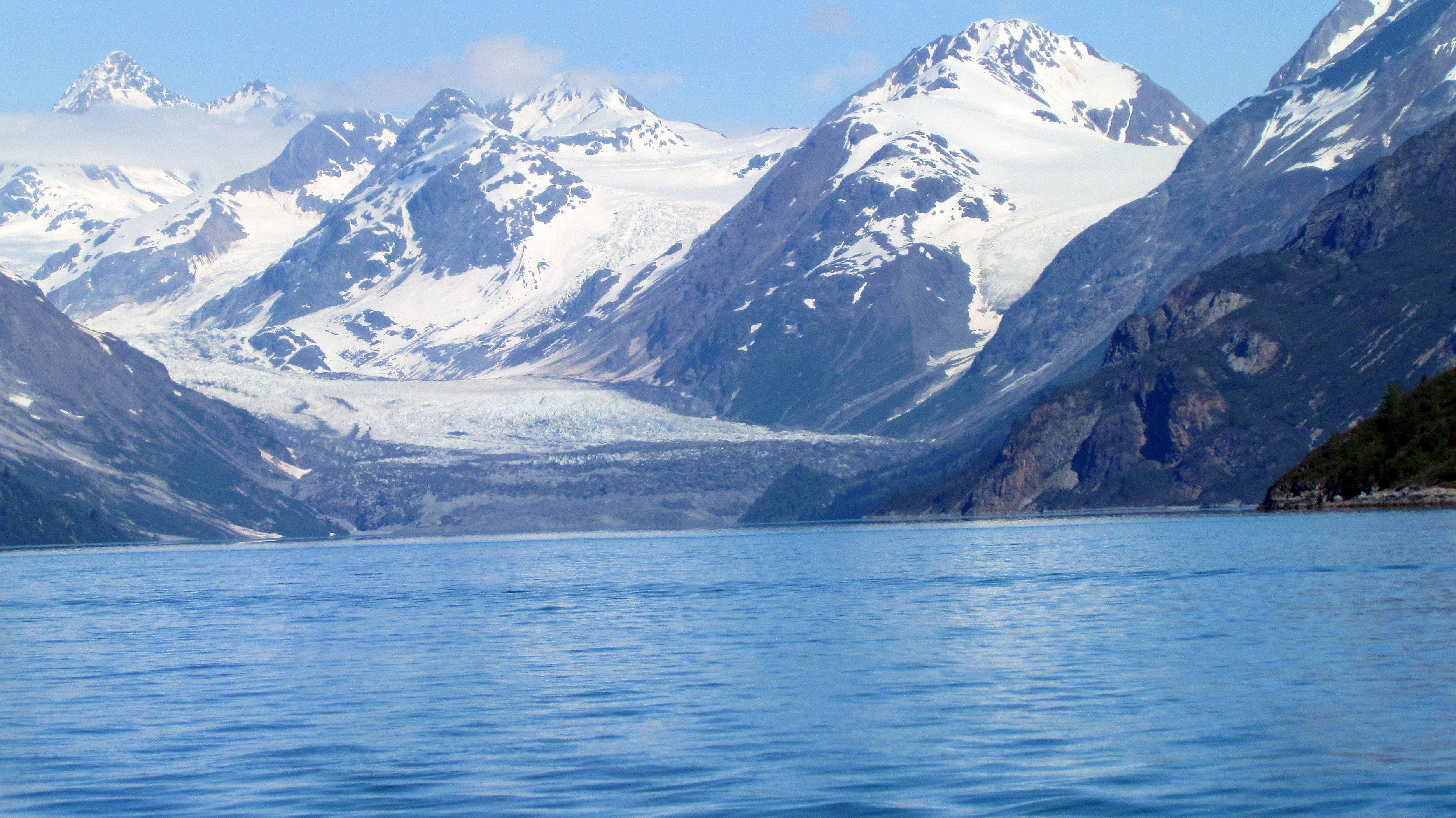 Travelogue glacier bay national park here2where for Pacific grand