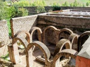 Arab Baths Ronda