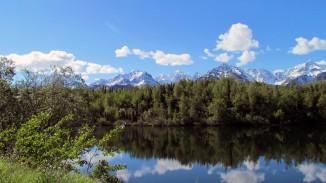 Chugach Mountains