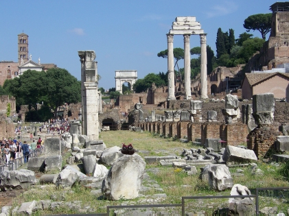 Ody at Roman Forum copy.jpg